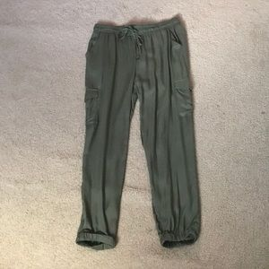 Jogger style pants
